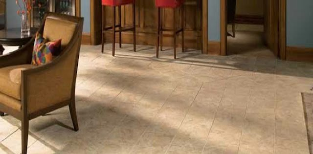 Residential Tiles Flooring