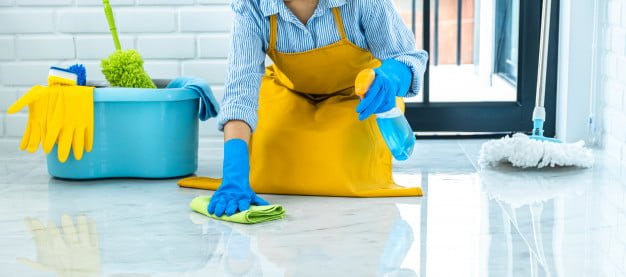 How to Care For Your Tile Floors